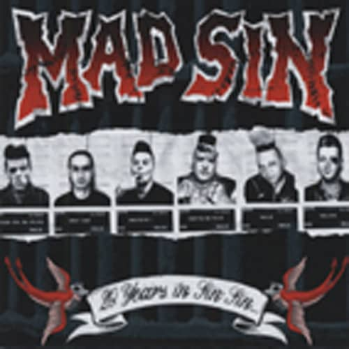 20 Years In Sin Sin (2-CD)