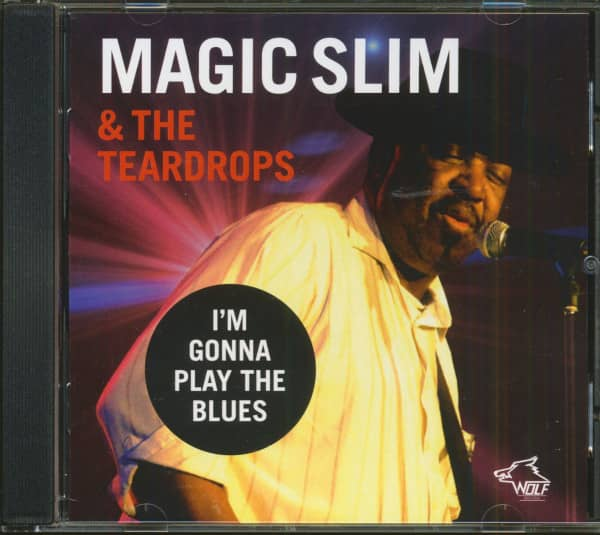 I'm Gonna Play The Blues (CD)