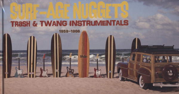 Surf Age Nuggets (4-CD Digibook)