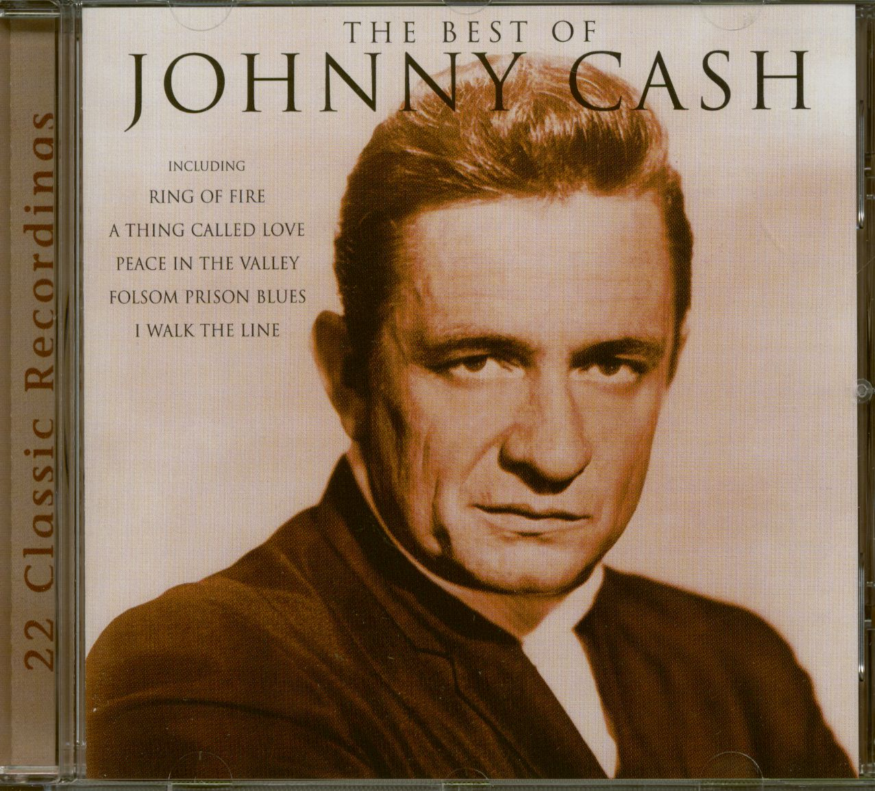johnny cash cd the best of johnny cash cd bear family records. Black Bedroom Furniture Sets. Home Design Ideas