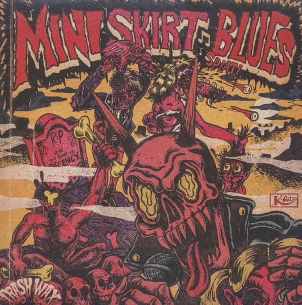 Miniskirt Blues (LP, Ltd.)