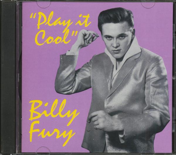 Play It Cool (CD)