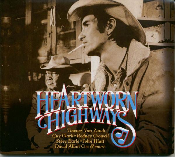 Heartworn Highways - Original Soundtrack (CD)