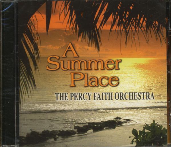 A Summer Place (CD)