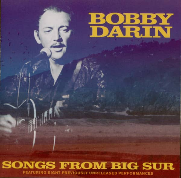 Songs From The Big Sur (CD)