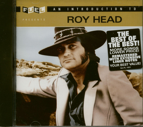 An Introduction To Roy Head (CD)