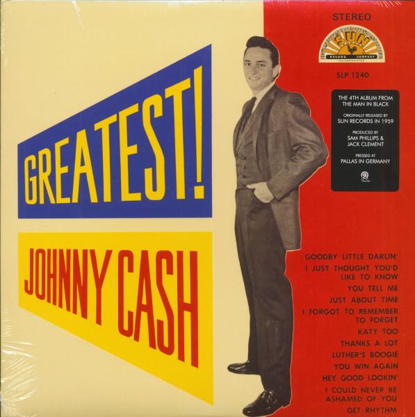 Greatest! (LP)