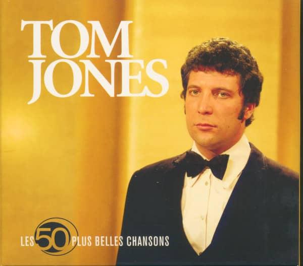 Les 50 Plus Belles Chansons (3-CD)