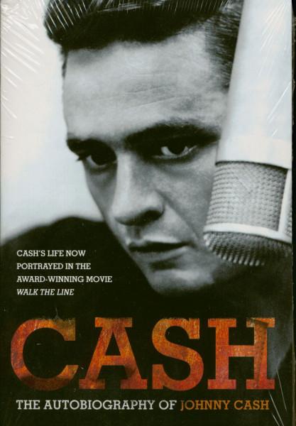 Johnny Cash & Patrick Carr: Autobiographie PB