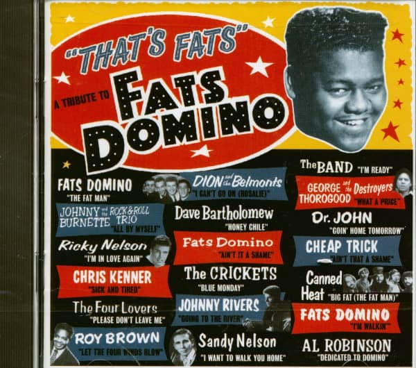 That's Fats - A Tribute To Fats Domino (CD)