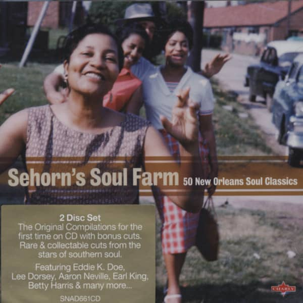 Sehorn's Soul Farm (2-CD)