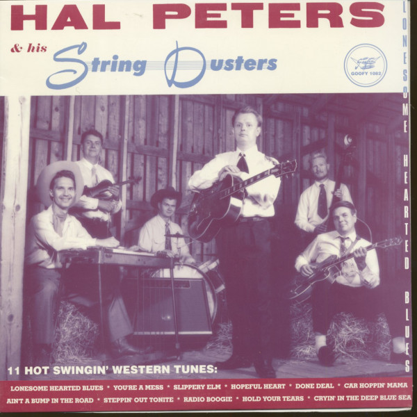 Lonesome Hearted Blues (LP, 10inch)