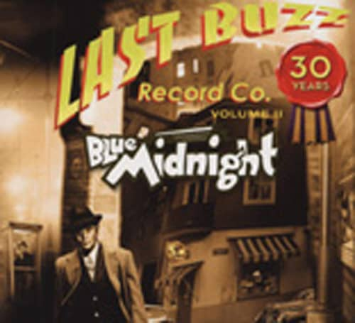 Blue Midnight - Last Buzz Record Co.