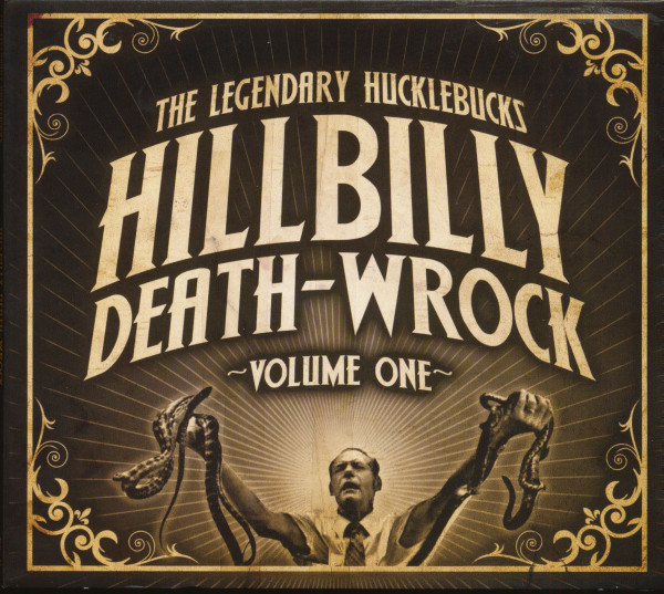 Hillbilly Death-Wrock Vol.1 (CD)