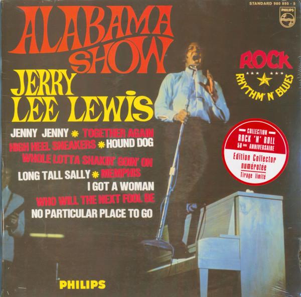 Alabama Show (Vinyl LP)