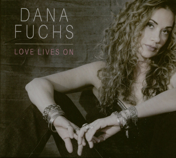 Love Lives On (CD)