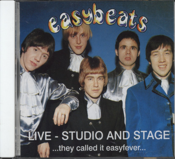 Live - Studio And Stage ..Easyfever...