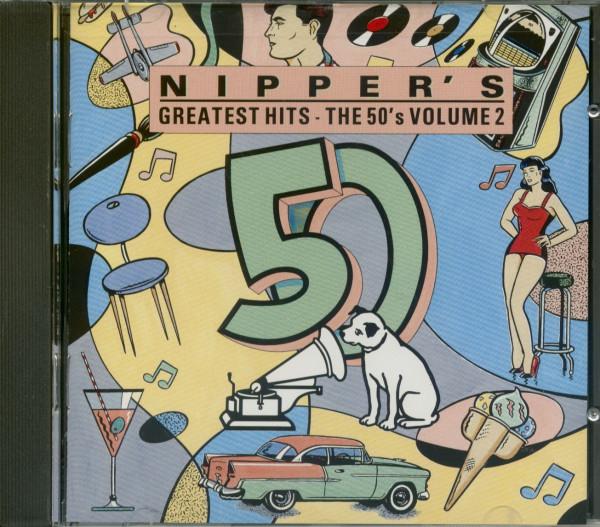 Nipper's Greatest Hits - The 50s Vol.2 (CD)