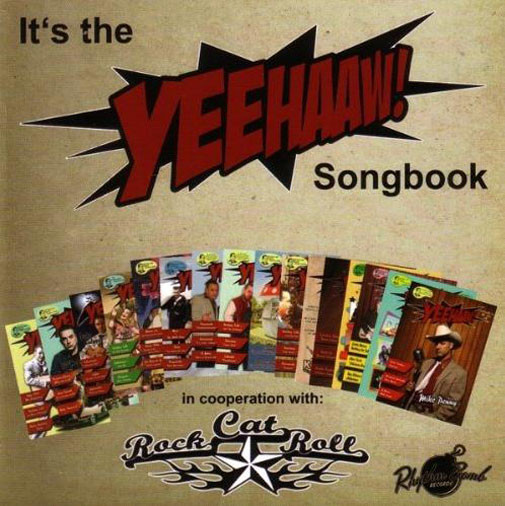 It's The Yeehaw Songbook (2014)