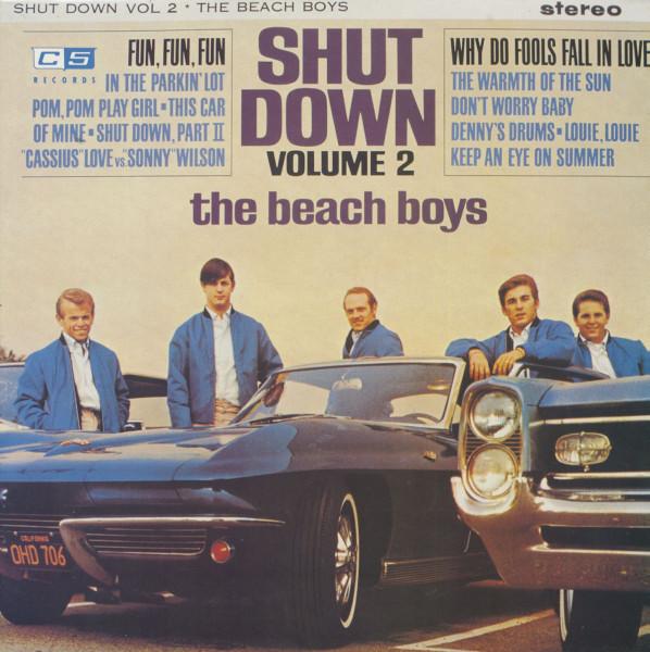 Shut Down, Vol.2 (LP)
