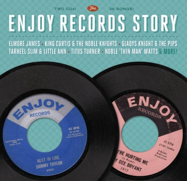 Enjoy Records Story (2-CD)
