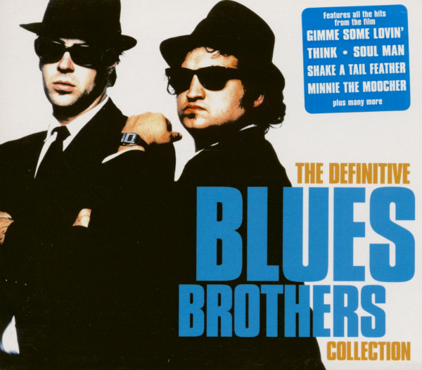 The Definitive Blues Brothers Collection (2-CD)