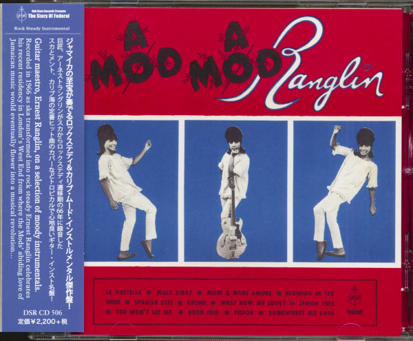Mod Mod Ranglin (CD, Japan)