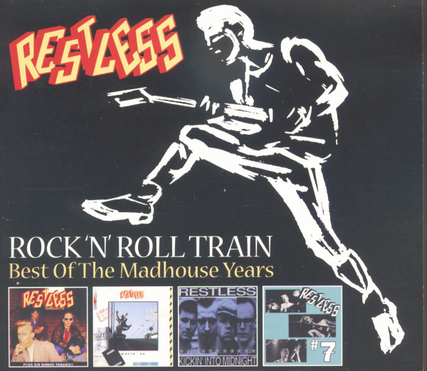 Rock'n'Roll Train - Best Of The Madhouse Years (CD)