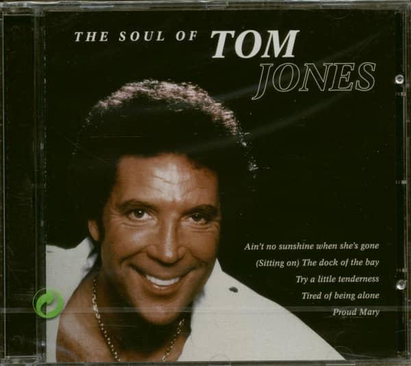 The Soul Of Tom Jones (CD)