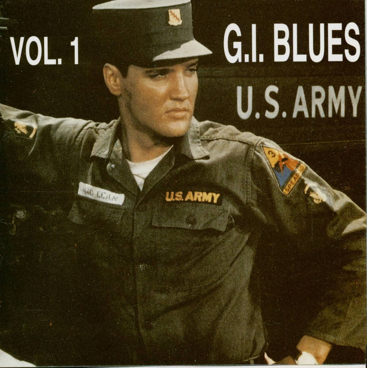 Elvis Presley - The Complete G.I. Blues Sessions Vol.1 (CD)