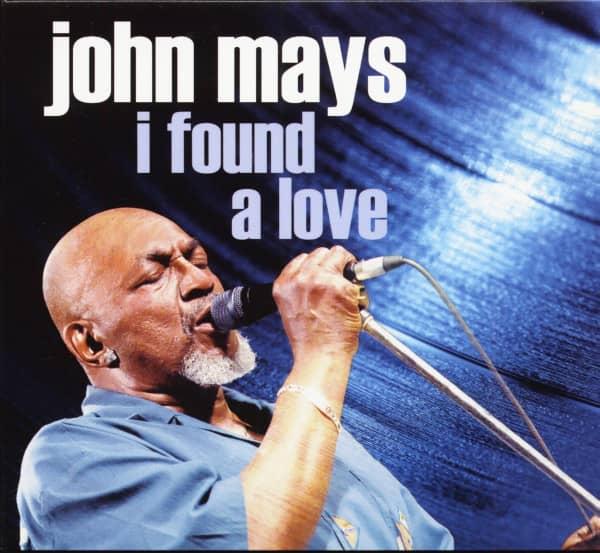 I Found Love (CD)