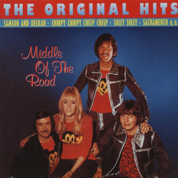 The Original Hits (Vinyl-LP) Cut-Out