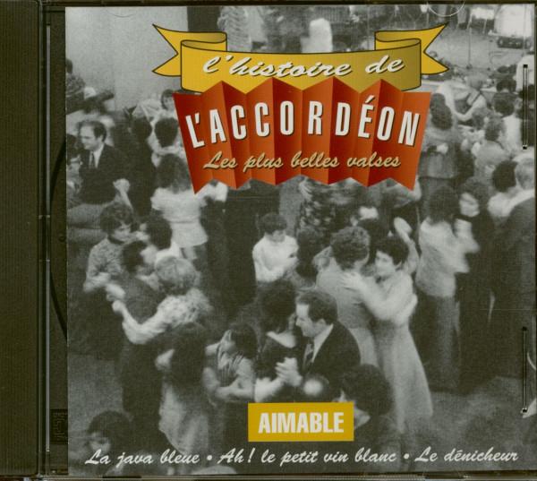 Les Plus Belles Valses (CD)