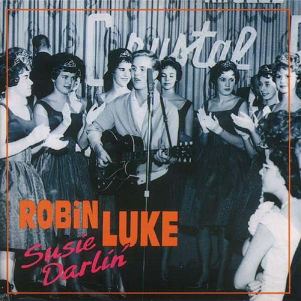 Susie Darling (DOT Recordings 1958-62)