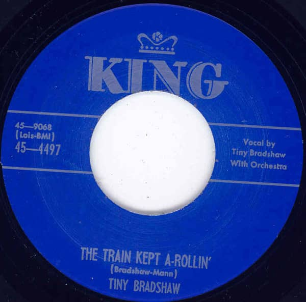 The Train Kept A Rollin' - Knockin' Blues