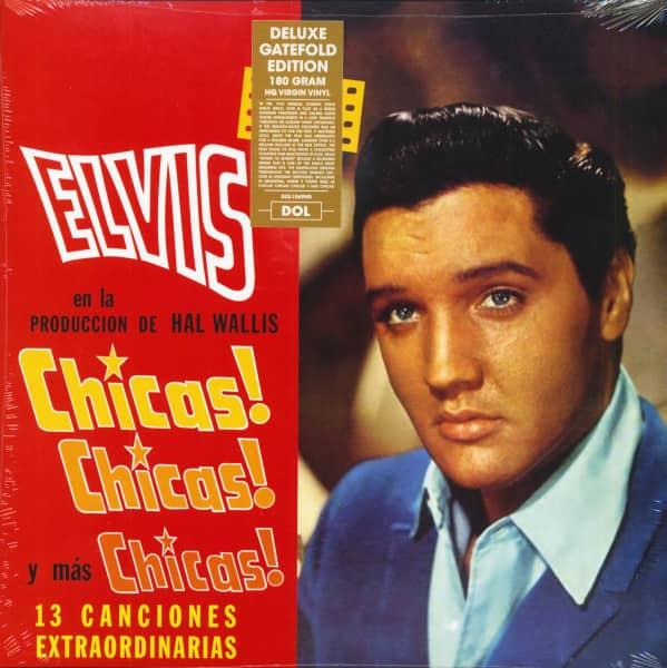 Chicas! Chicas! y mas Chicas! (LP, 180g Vinyl)