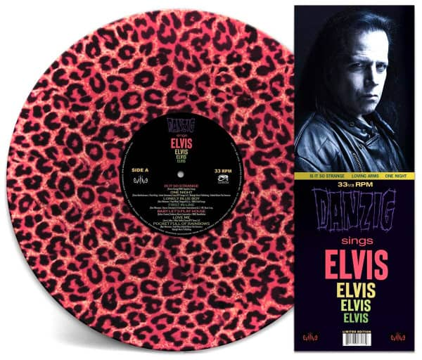 Sings Elvis (LP, Pink Leopard Vinyl, Ltd.)