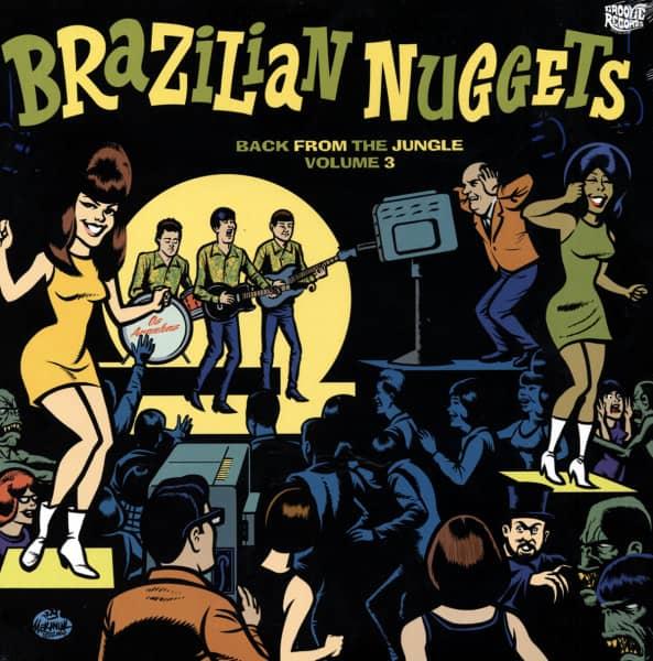 Brazilian Nuggets - Back From The Jungle Vol.3