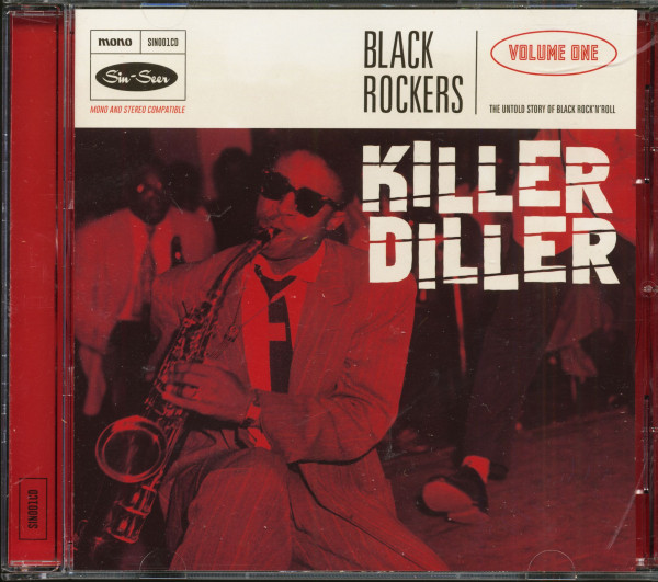Killer Diller - Black Rockers Vol.1 (CD)