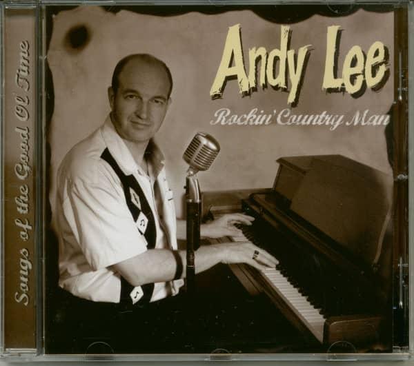 Rockin' Country Man (CD)