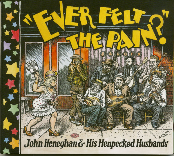 Ever Felt The Pain (CD)