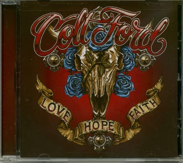 Love Hope Faith (CD)