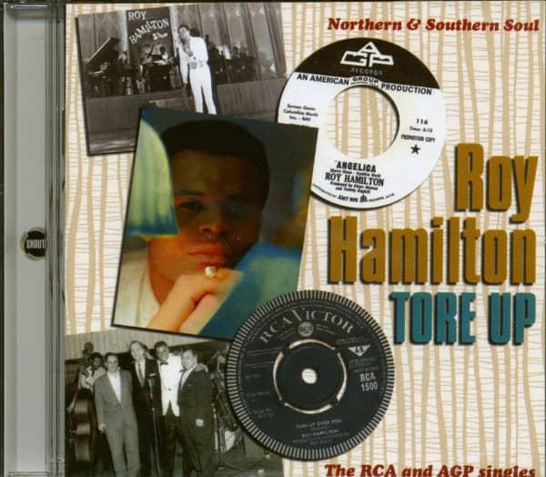 Tore Up - RCA & AGP Singles (CD)