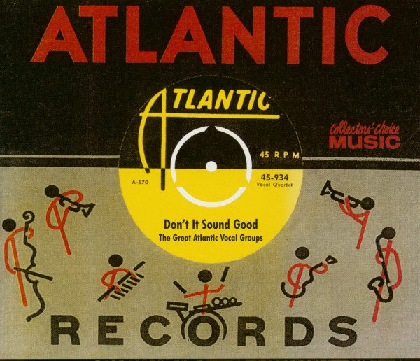 Don't It Sound Good - The Great Atlantic Vocal Groups Vol.1 (2-CD)