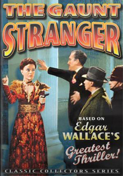 The Gaunt Stranger (0) - Crime