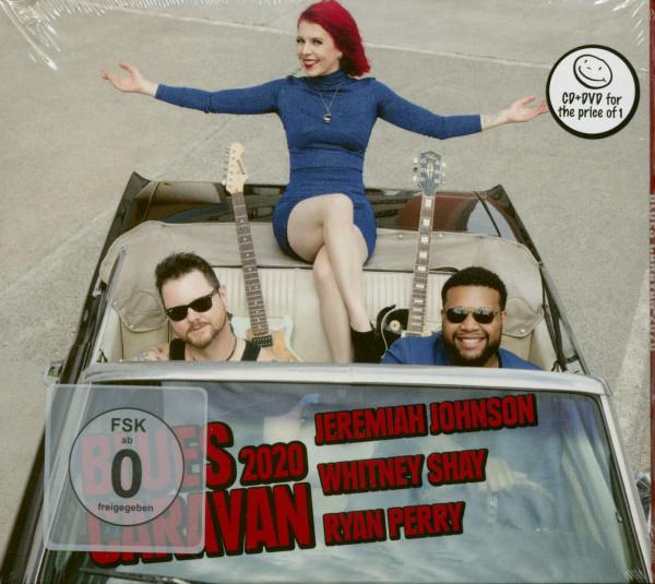 Blues Caravan 2020 (CD+DVD)