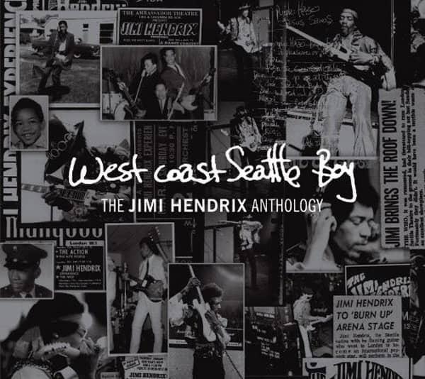 West Coast Seattle Boy - Anthology