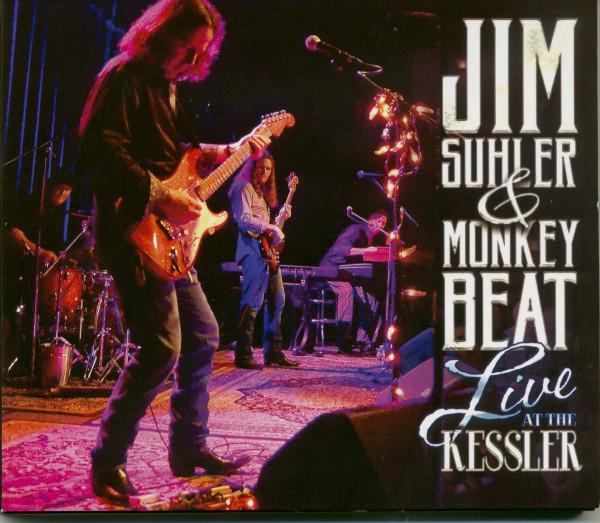 Live At The Kessler (CD)