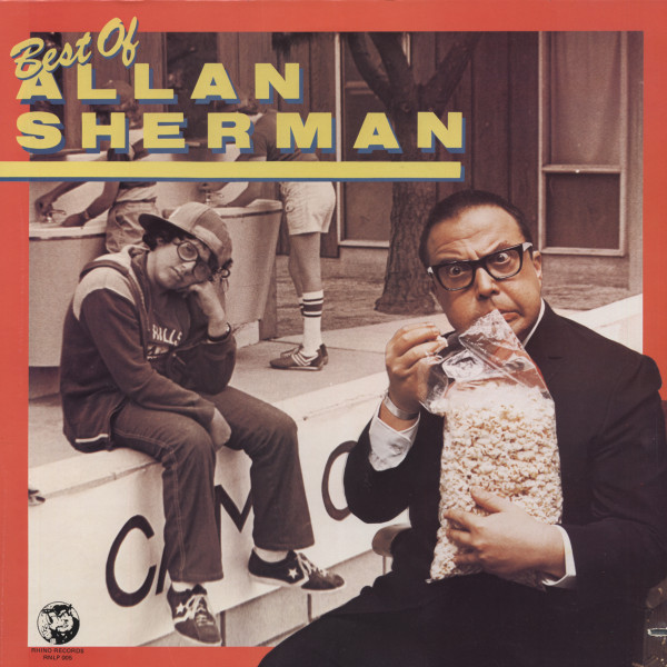 Best Of Allan Sherman (Viny-LP - Cut-Out)