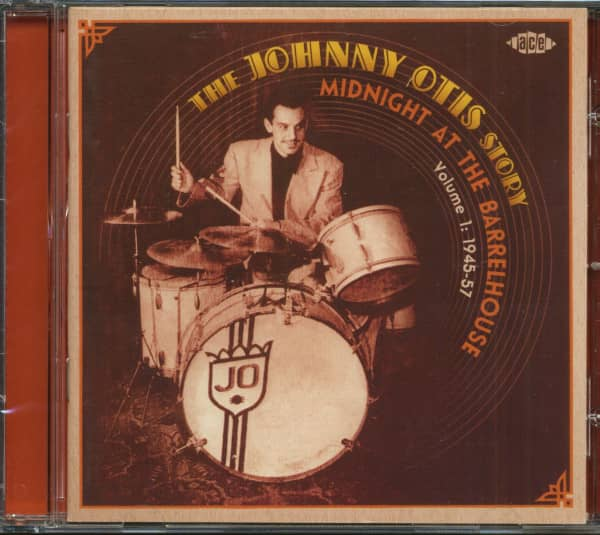The Johnny Otis Story Vol.1 - Midnight At The Barrelhouse (CD)